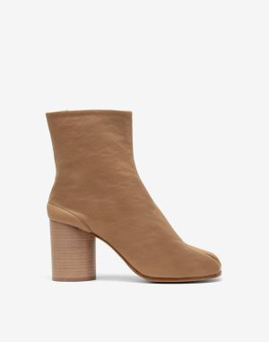 Maison Margiela Tabi Boots & Ankle Boots Light Brown