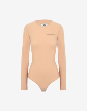 Mm6 By Maison Margiela Body Nude Polyamide, Elastane