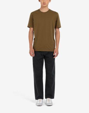 Maison Margiela Short Sleeve T-shirt Military Green
