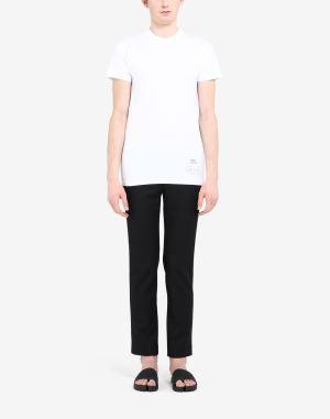 Maison Margiela Short Sleeve T-shirt White