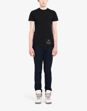 Maison Margiela Short Sleeve T-shirt Black