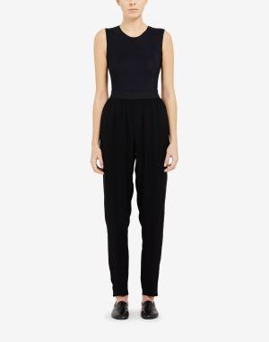 Maison Margiela Casual Pants Black