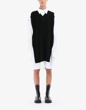 Maison Margiela Long Sleeve Shirt Black