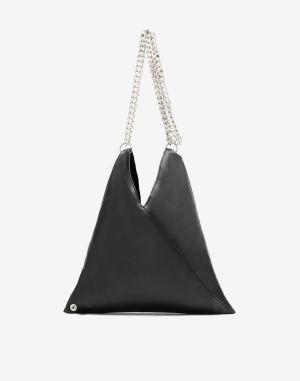 Mm6 By Maison Margiela Handbag Black