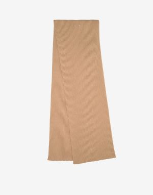 Maison Margiela Scarves And Stoles Light Brown