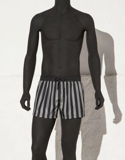 Dolce & Gabbana, pantaloncino a righe
