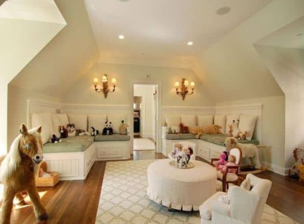 Playroom-Designs-for-Smart-Kids-with-White-cool