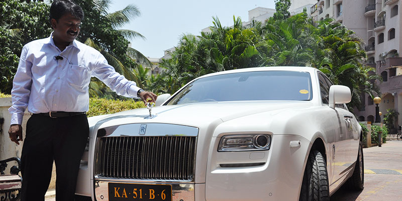 Image result for how many people have rolls royce car in India