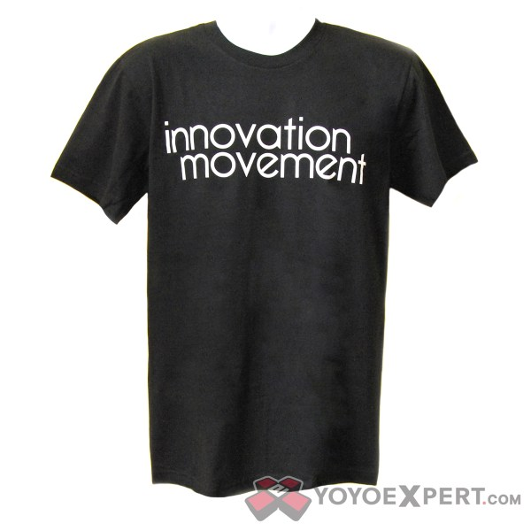 Innovation Movement T-Shirt (W/ 5 Free Stickers) by ...
