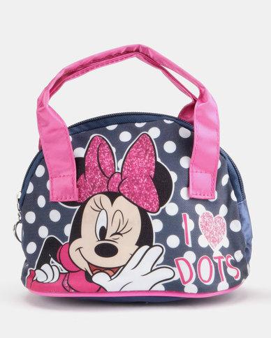 Character Brands Minnie Mouse Purse Bag Multi   Zando