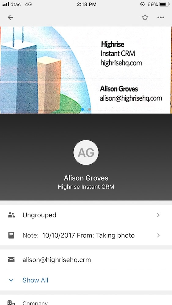 The 6 Best Business Card Scanner Apps to Digitalize Contacts and ...