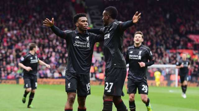 Image result for origi and Sturridge