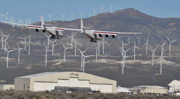 In pics: Roc, world's largest plane to make satellite ...