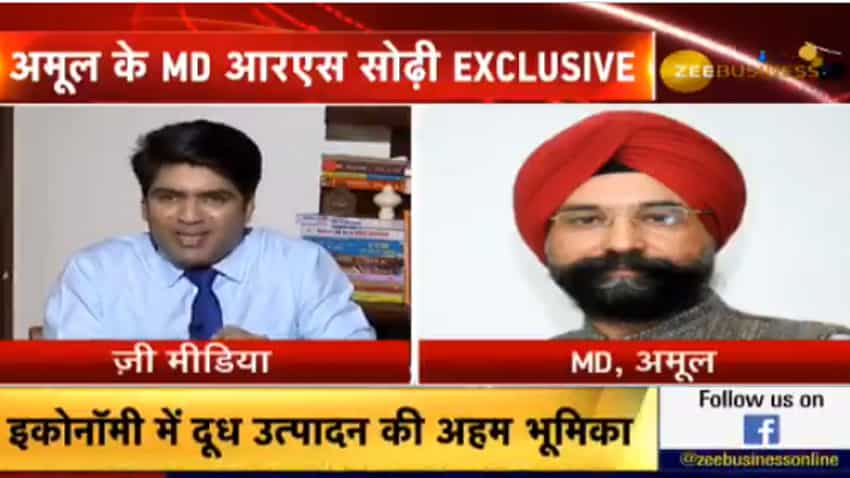 Photo of Exclusive: Amul MD RS Sodhi reveals how milk supply was not affected even during lockout – Watch the full interview