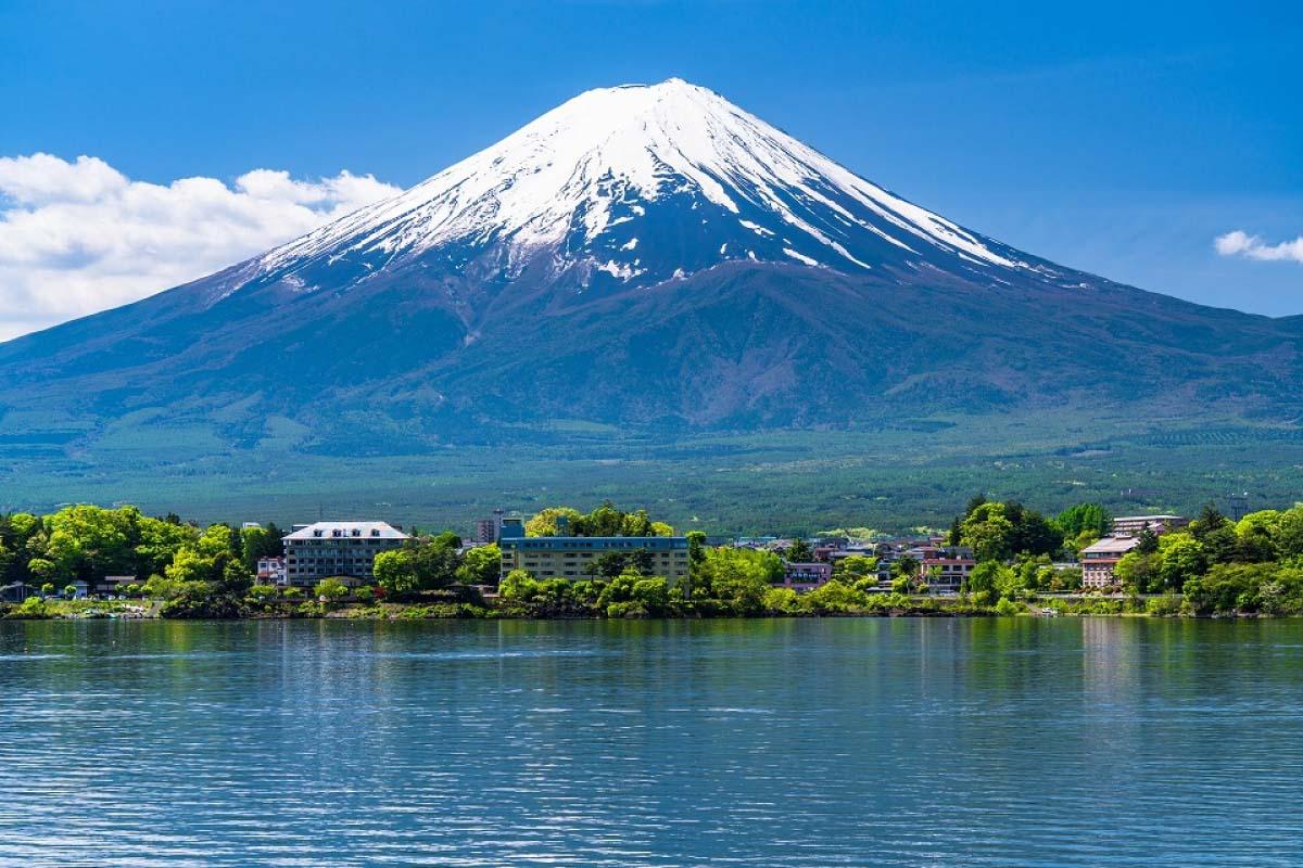 富士山的旅遊景點|絕景日本(1/2)