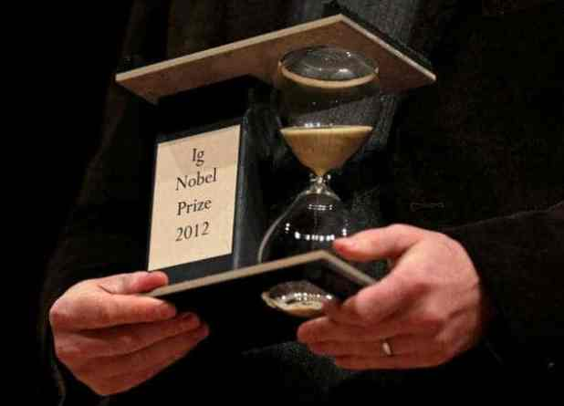 جائزة نوبل (جائزة نوبل للحماقة