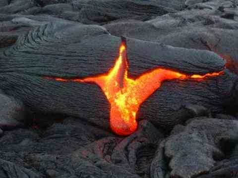 17 Pictures that will make you want to become a Geologist Volcanology is a branch of geology that focuses on volcanoes  This image  shows lava flowing
