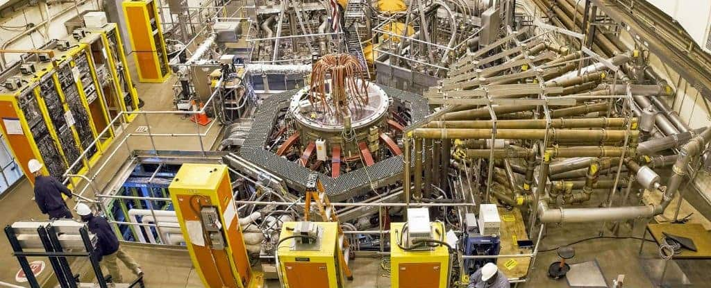 The U S Plans To Build The Most Advanced Fusion Reactor Ever