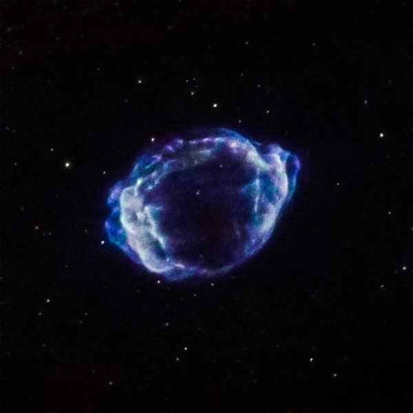 The first ever supernova-in-progress seen shows we don't ...