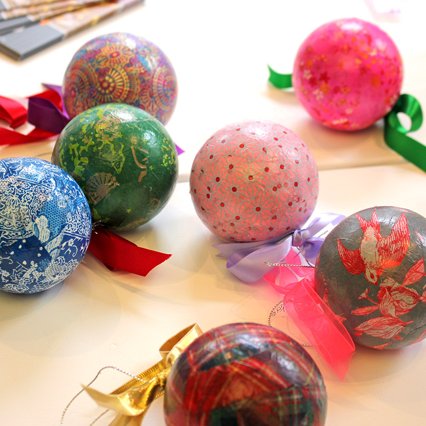 paperchase baubles