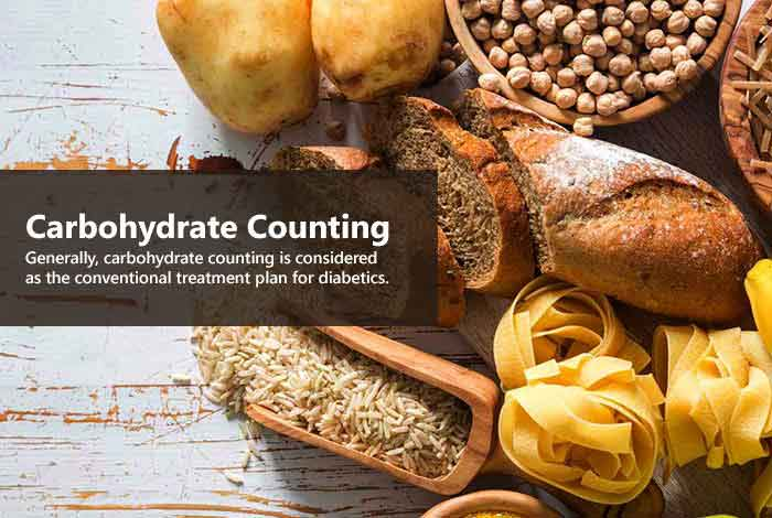 carbohydrate counting for diabetes diet