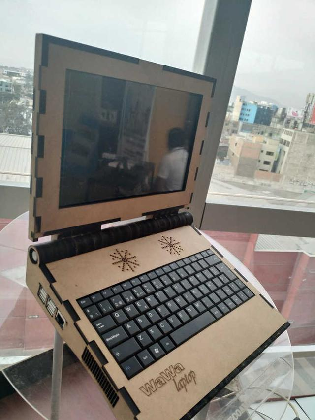 Perusahaan Ini Buat Laptop dari Kayu, Diklaim Mampu Bertahan 15 Tahun