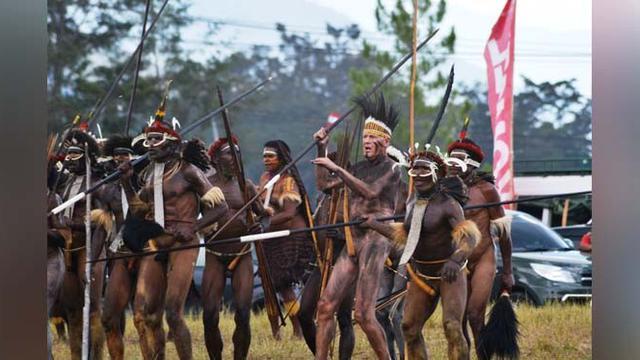 7 Duta Besar Hadiri Pesona Lembah Baliem Papua