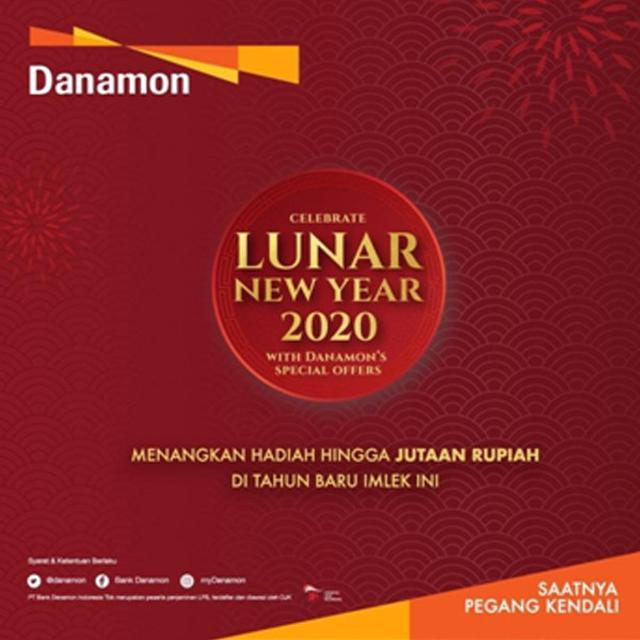 Danamon Lunas New Year 2020.