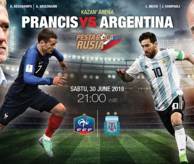 Piala Dunia   Fakta Menarik Jelang Prancis Vs Argentina
