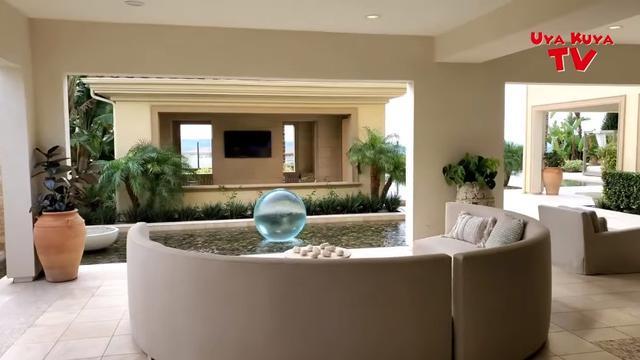 Image result for ruang tamu kuya di amerika