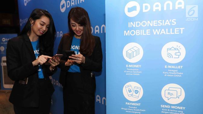 Daftar E Wallet Terpopuler Di Indonesia Dana Raih Pengguna Aktif Terbanyak Bisnis Liputan6 Com