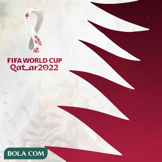 Piala Dunia 2022 - Ilustrasi Logo