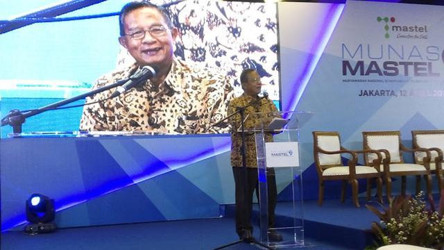 Menteri Koordinator Perekonomian Indonesia Darmin Nasution