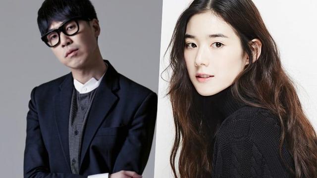 Jung Joon Il dan Jung Eun Chae (foto via Soompi)