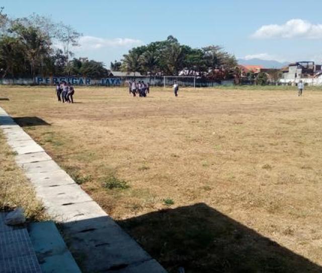 Pasca Revonasi Stadion Tertua Garut Malah Mangkrak Ada Apa