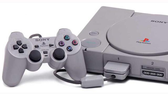 Konsol PlayStation