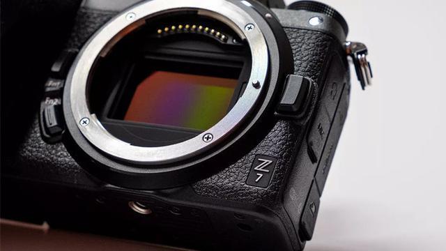 Nikon Z7. Dok: Theverge.com