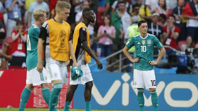 Jerman, Piala Dunia 2018