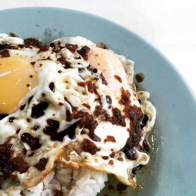 Resep Nasi Telur Pontianak Sajian Praktis Yang Sempat Viral