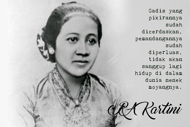Pemikiran Ra Kartini