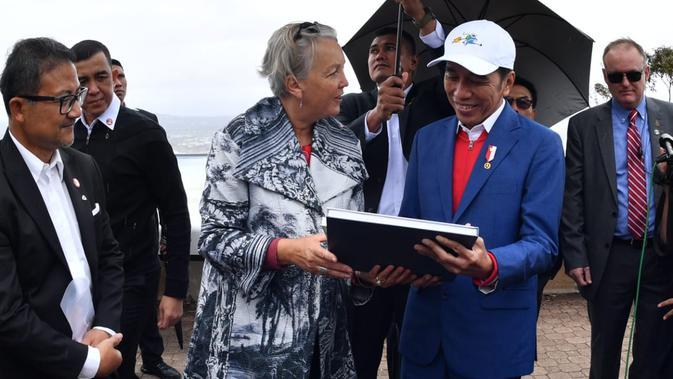 Hari Pertama Tiba di Canberra, Ini 3 Hal yang Dilakukan Jokowi