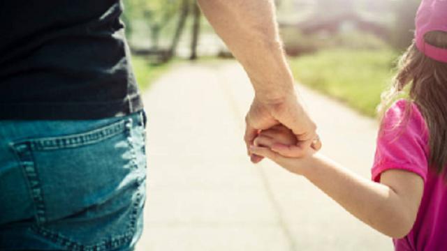Ilustrasi ayah dan anak (iStock)