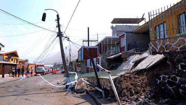 Hasil gambar untuk gempa chile