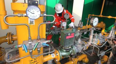 20151028-PGN Siap Salurkan Gas Ke Sektor Industri