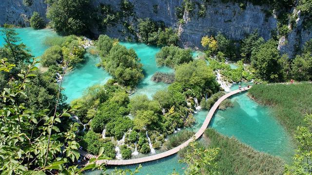 Danau Plitvice