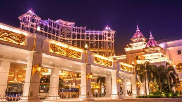 Tempat casino Galaxy Macau.