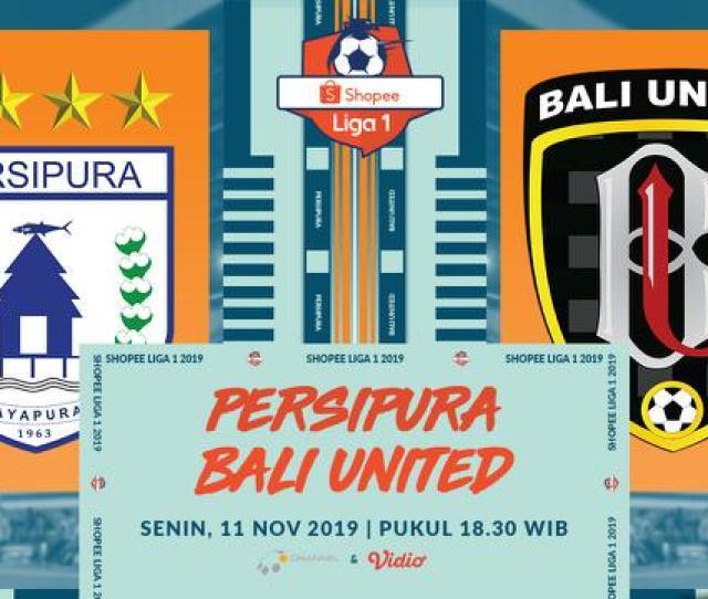 Persipura Jayapura Tahan Imbang Bali United   Bola Liputan Com