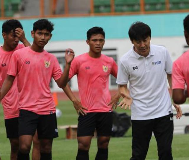 Jadwal Timnas Indonesia Vs Thailand Menanti Racikan Shin Tae Yong