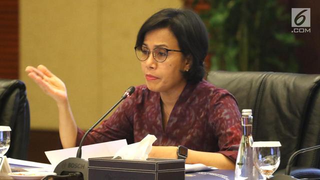 Sri Mulyani Mencatat, Defisit APBN pada Januari 2019 Capai Rp 45,8 T
