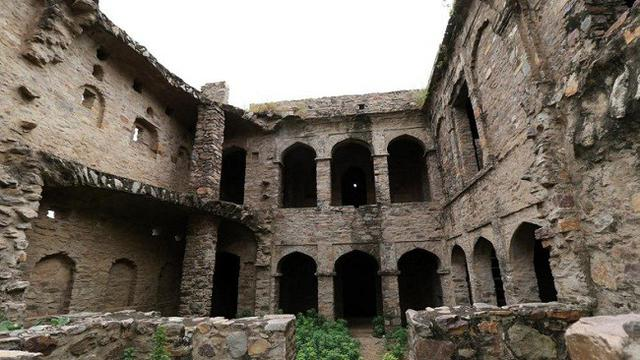 Bhangarh Fort of Rajasthan, India